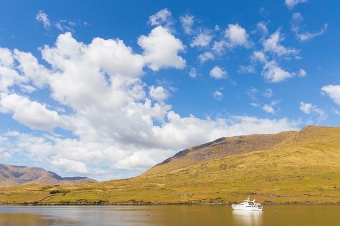 killary fjord galway