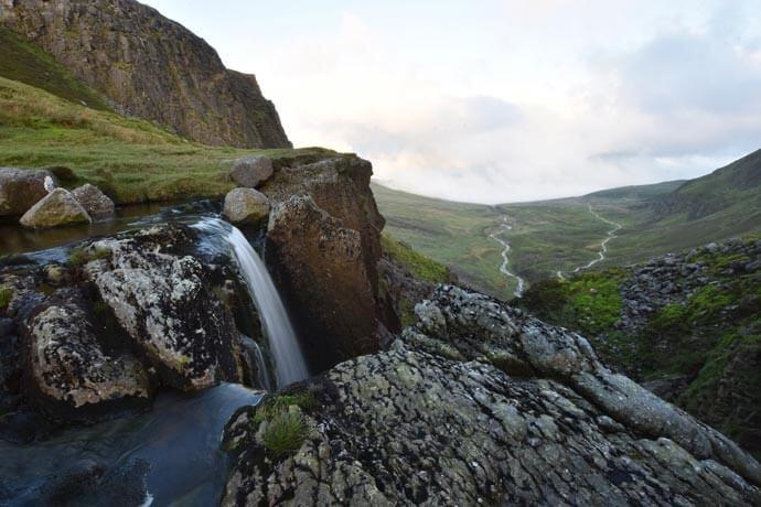 Mahon falls loop