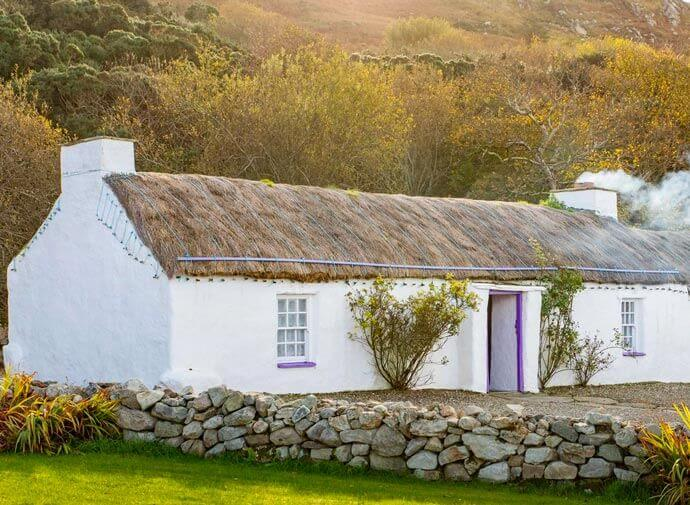 mamore cottage outside