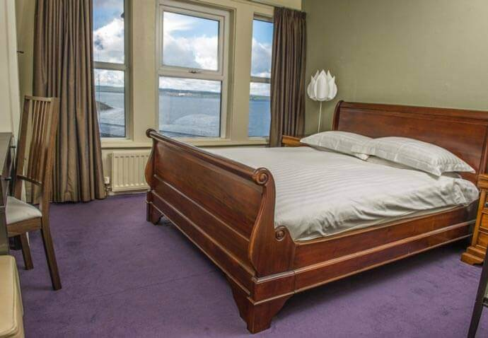 seaview room at the salty dog