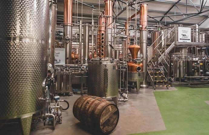 Ballykeefe distillery kilkenny