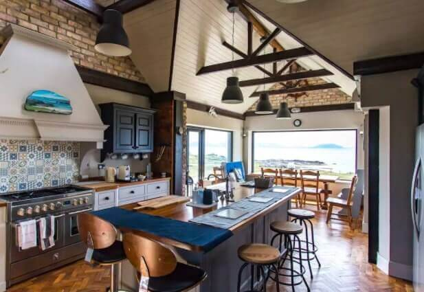 airbnb by the beach ireland