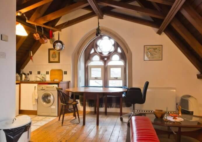 st kevins church airbnb