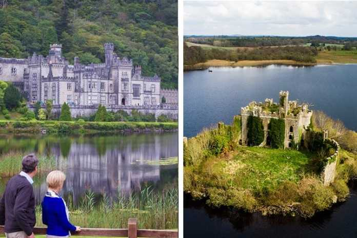 magical places in Ireland