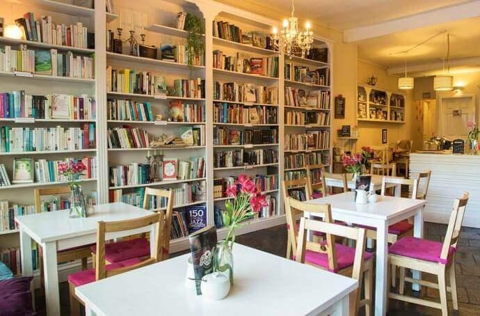 Poet's Corner cafe kinsale