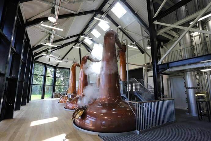 Royal Oak Distillery tour
