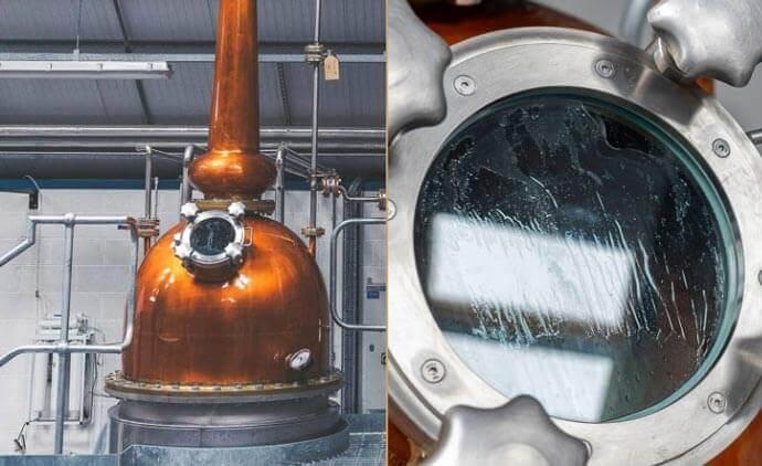 Sliabh Liag whiskey distillery