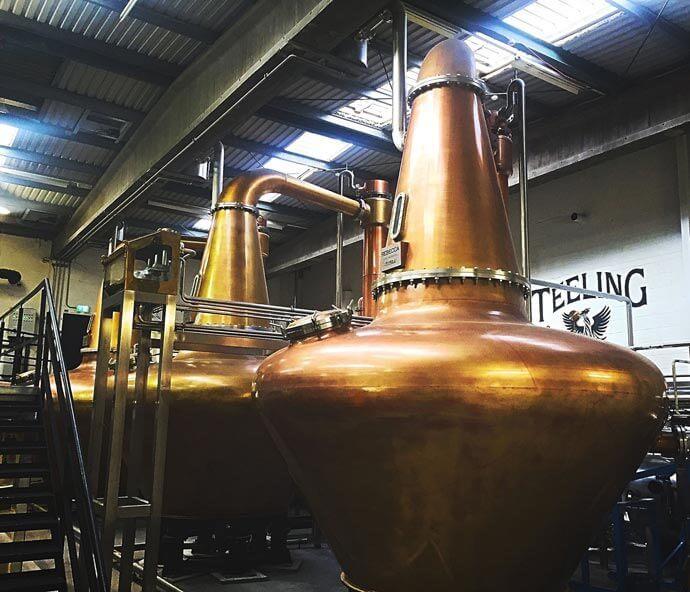 teelings whiskey distillery tour dublin