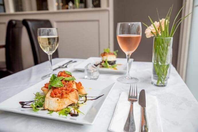 fancy restaurants in kilkenny