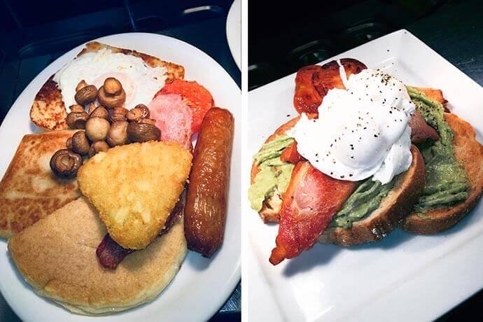 breakfast in belfast