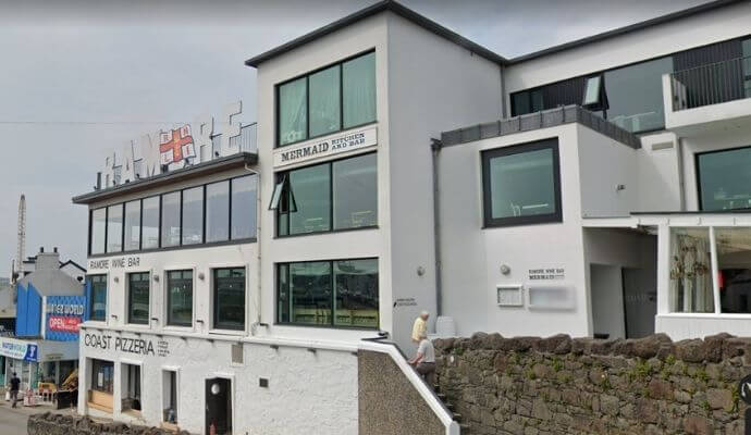 Ramore Harbour Bar in Portrush