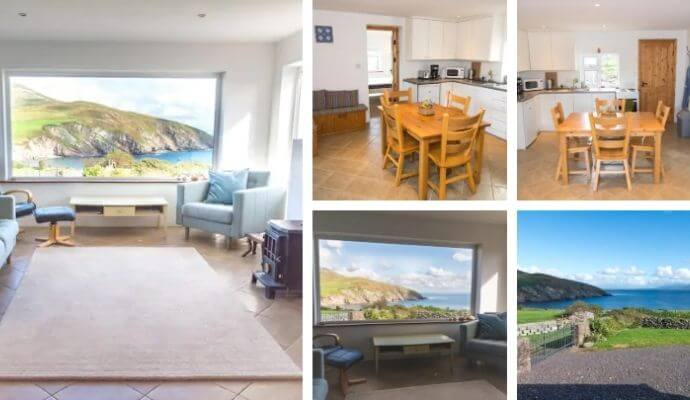 West Kilmurray Cottage Airbnb in Kerry