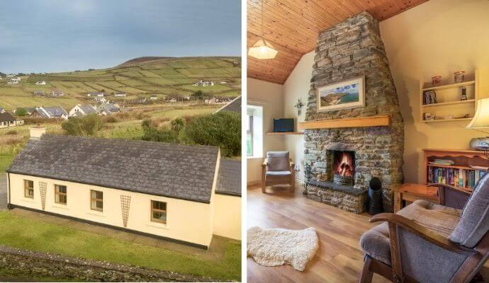 Baile Na Ratha Cottage Airbnb in Kerry