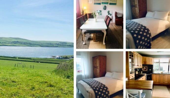 Dingle Country Home Airbnb in Kerry