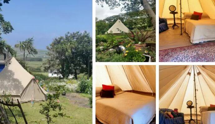 Granville House Apartments and Glamping Airbnb in Kerry