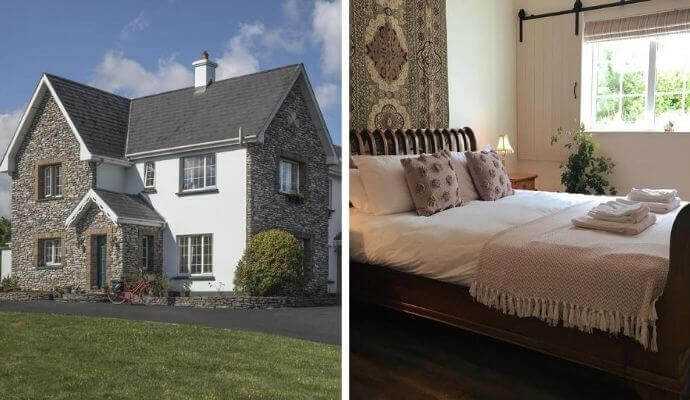 The Happy Pig Guest House in Kenmare