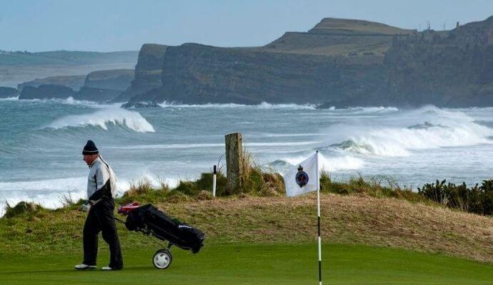 golf in Portrush