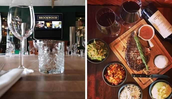 Brookwood Dublin restaurant