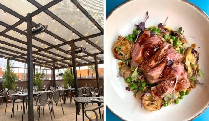 RIBA Italian Restaurant Stillorgan