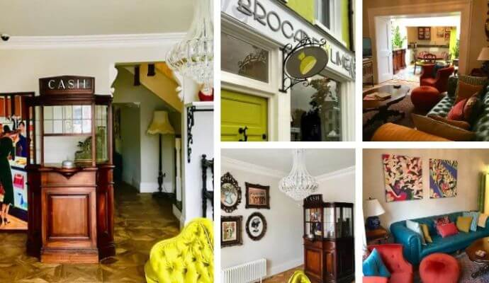 Beautifully Restored Victorian Townhouse Airbnb Cork City