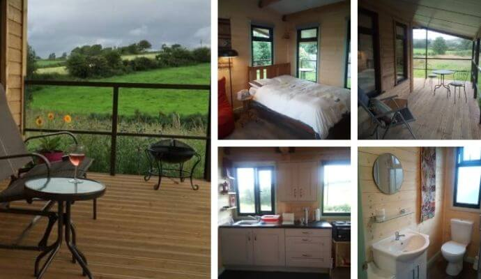 Rushbrook Chalet Airbnb in Cork