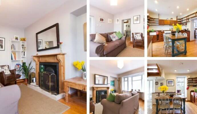No 14 -A Clean Cosy Townhouse Airbnb in westport