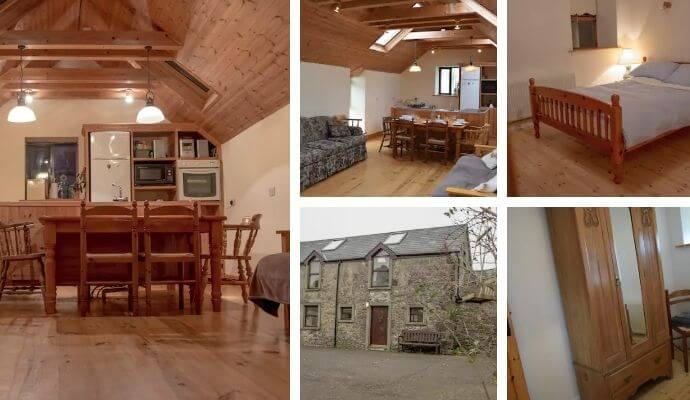 The Granary Airbnb in Silgo