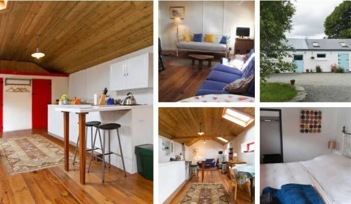 Cosy River Cottage Airbnb in Westport