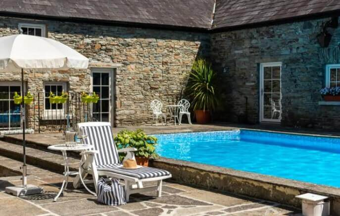 15 Swanky Airbnbs In Ireland With Swimming Pools