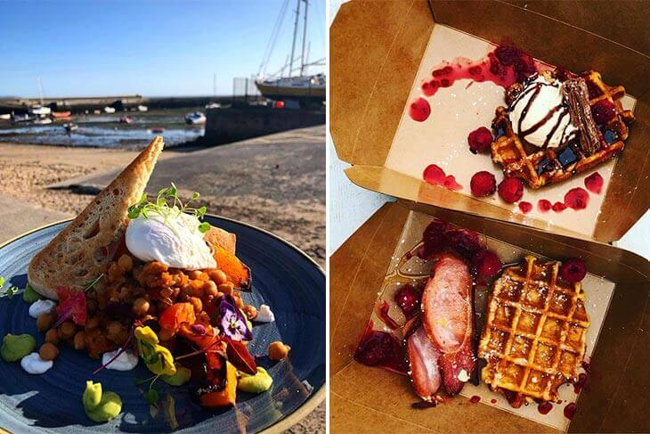 places to eat bray