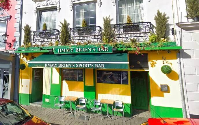 jimmy briens bar killarney ireland