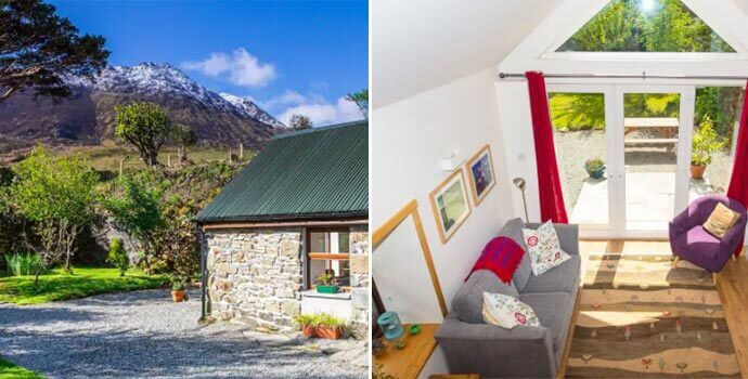 one of the most beautiful airbnbs in killarney