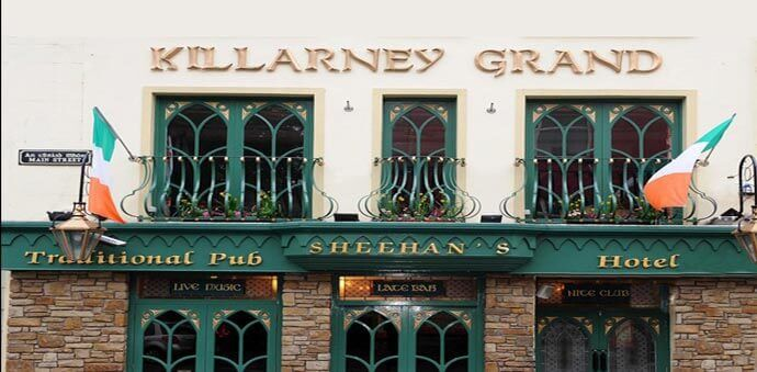 one of the best bars in Killarney ireland