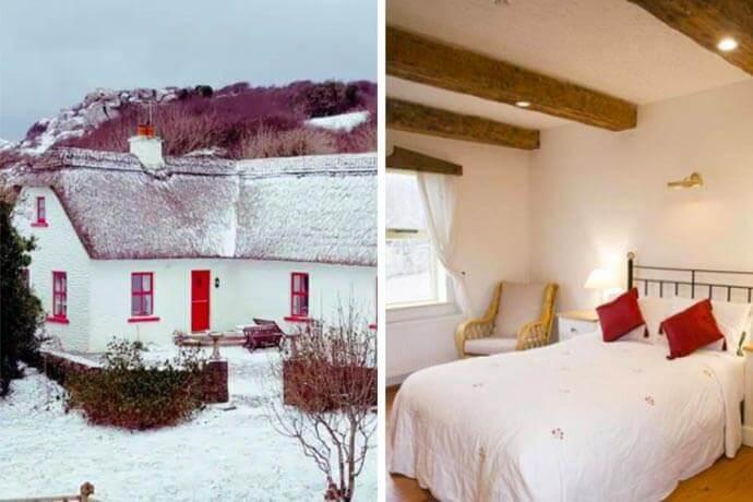 rose cottage accommodation doolin