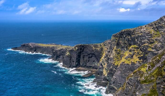 The Fogher Cliffs Kerry