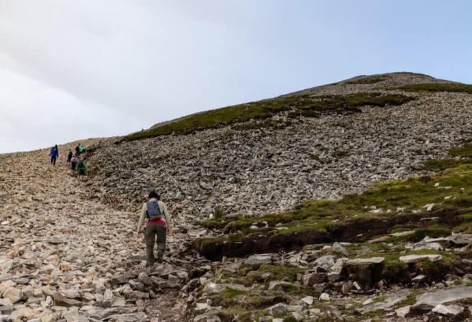the croagh patrick climb