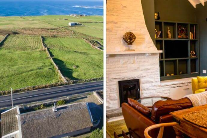 the storytellers cottage doolin accommodation