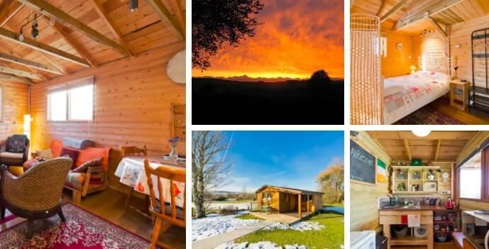 cabin in wicklow