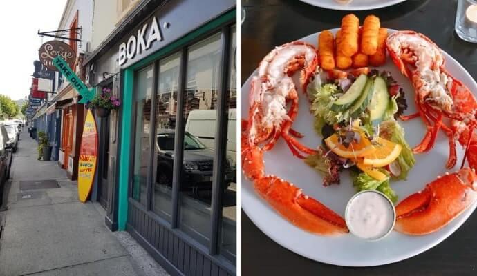 Boka Restaurant Kenamre