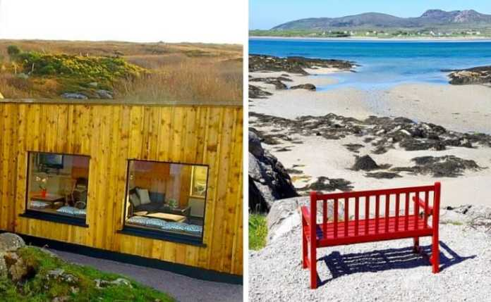 airbnbs with private beaches