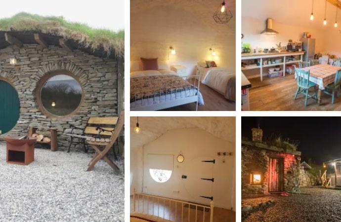 Liosachan (Hobbit Hut), County Mayo