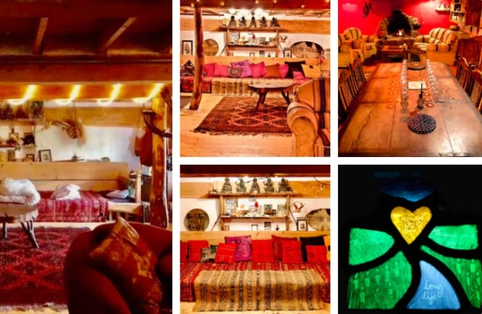 Fairytale farmhouse Airbnb, County Galway