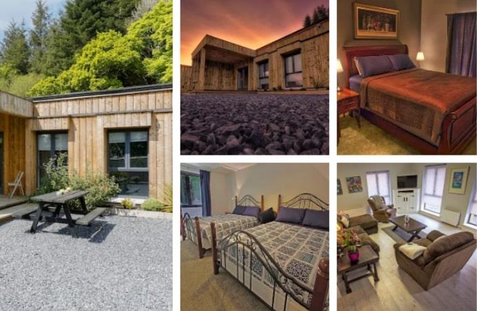 Barn at Lake Lodge Airbnb, County Westmeath