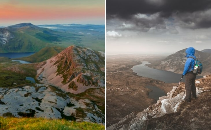 mount errigal hike