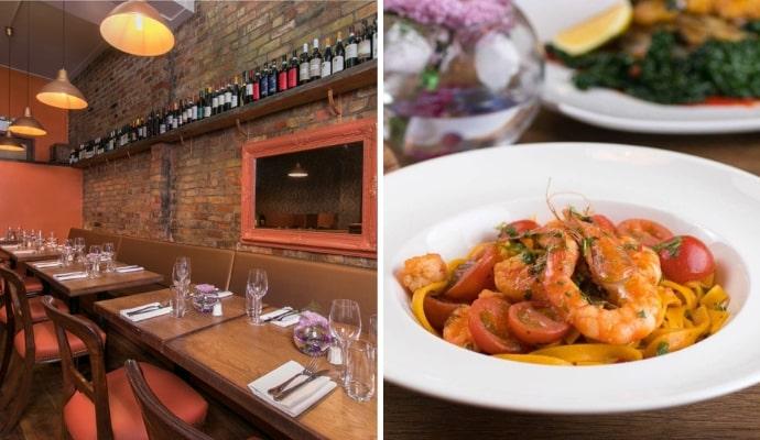 Gigi restaurant in dublin