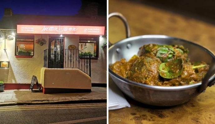 Monsoon Stillorgan restaurant in dublin