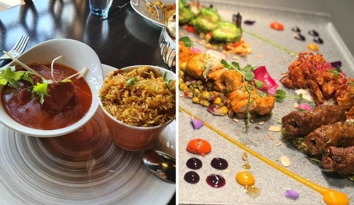 Indie Spice Grill restaurant in dublin