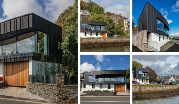 The Dockhouse airbnb in kinsale