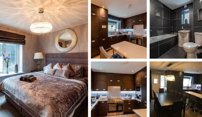 Kinsale Town House Airbnb