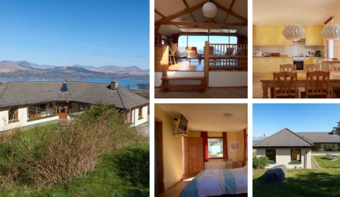 Wheatfield airbnb in kerry